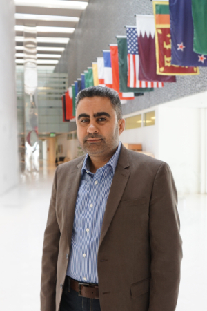 Dr. Ahmad Al-Harahsheh