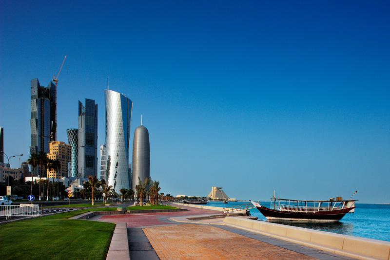 Qatar Beach Street